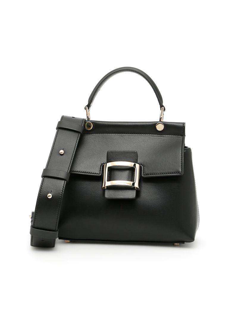 deea1e2959 ROGER VIVIER Viv Cabas Mini Bag.  rogervivier  bags  shoulder bags  hand  bags  leather  lining