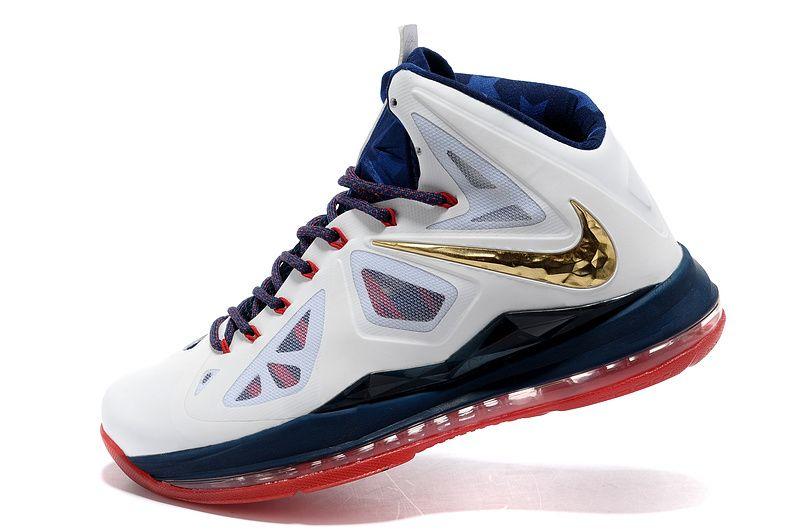 Lebron shoes 2013 Lebron 10 Olympic Team USA