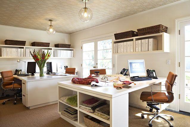 Pin de christie smith en home office studio pinterest for Diseno despacho casa