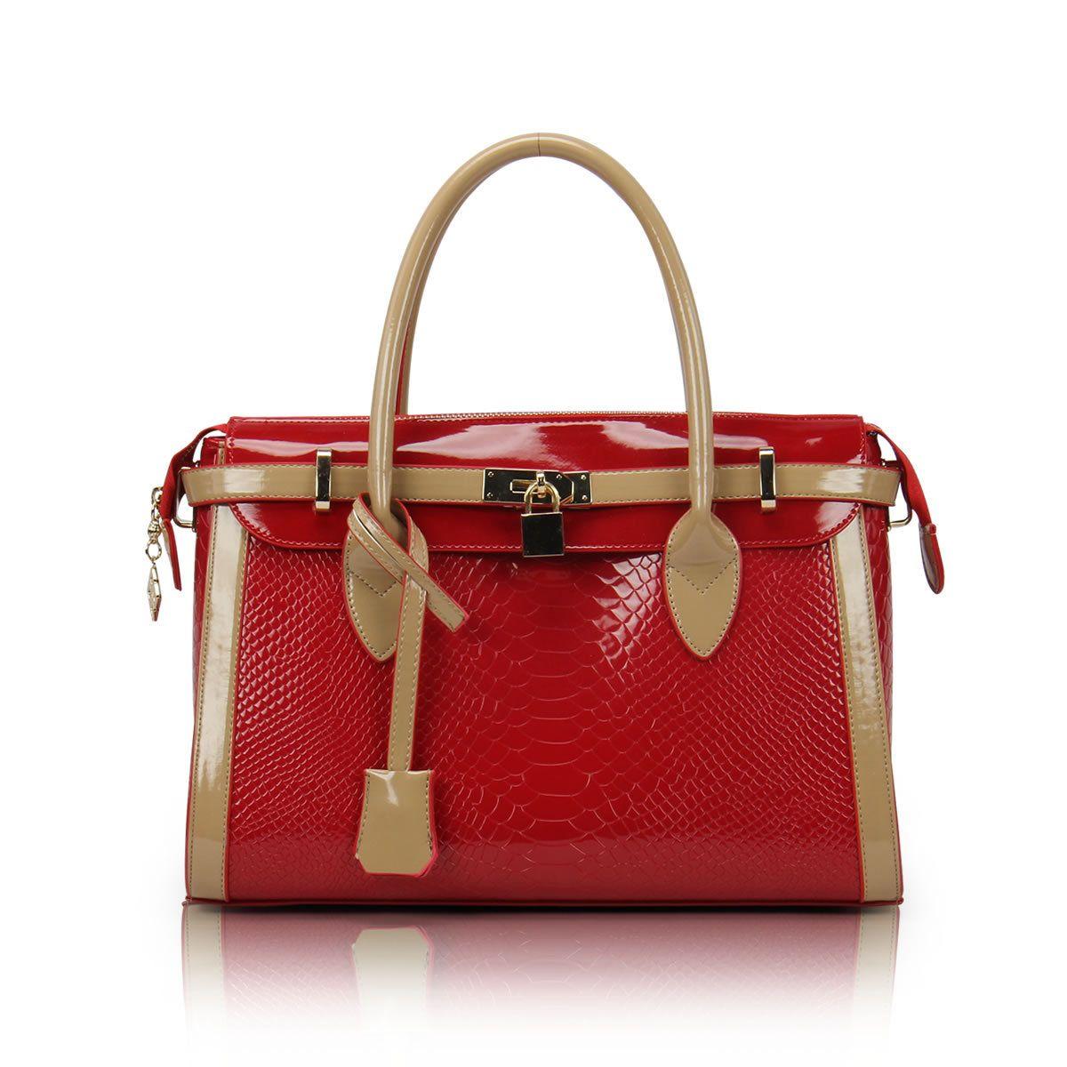 Red Handbags Next