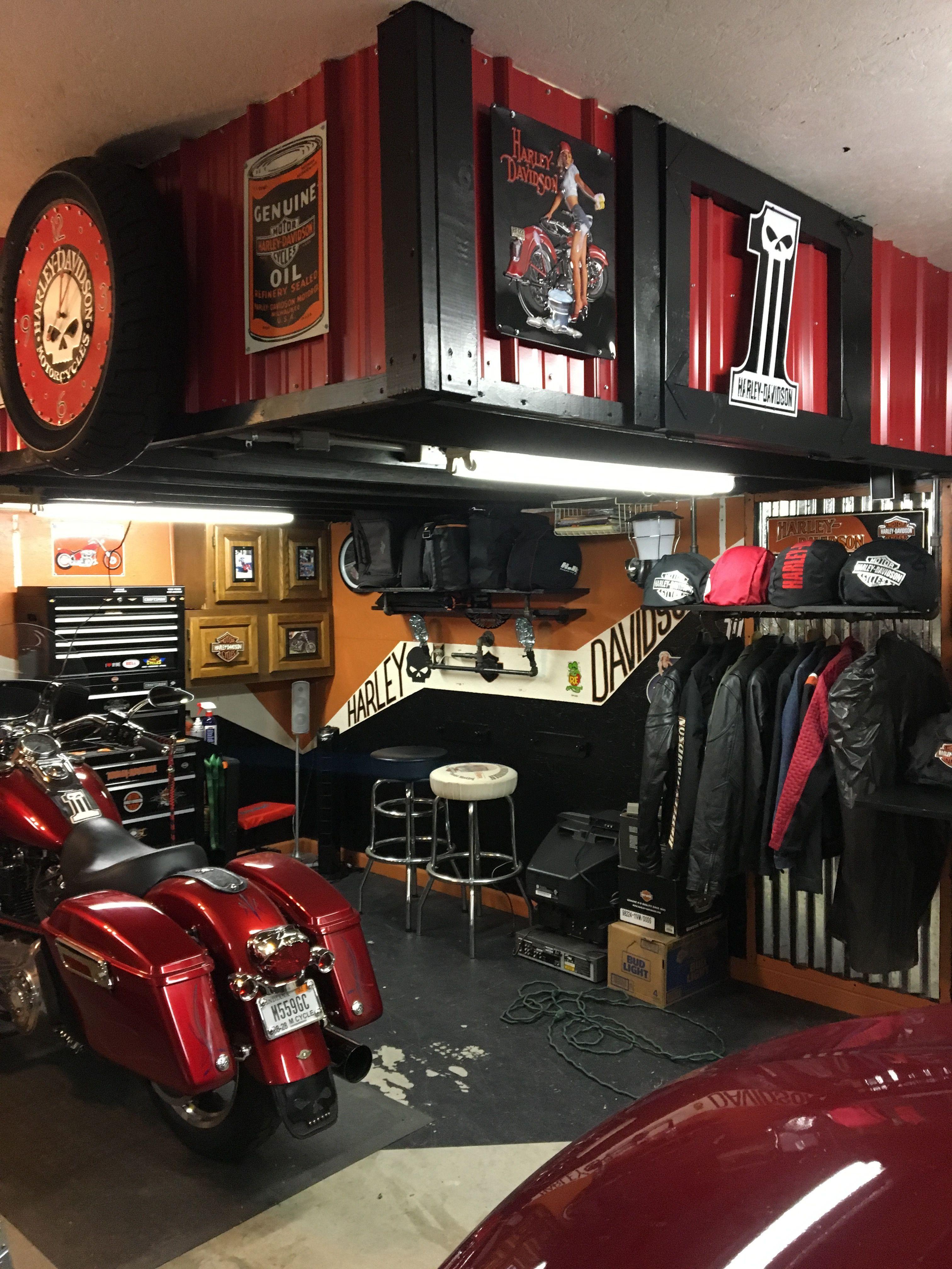 Best Automotive Furniture Ideas Retrocarlounge Motorcycle Garage Automotive Furniture Garage Interior