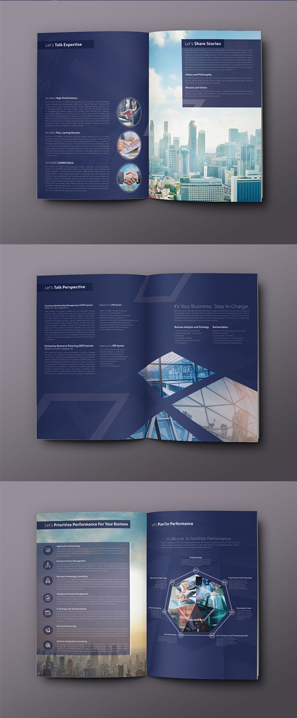 Plexure Singapore Crm Software Brochure Design On Behance  Design