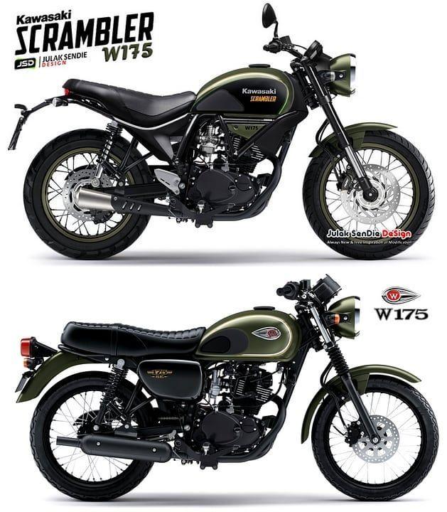 Gambar Mungkin Berisi Sepeda Motor Sepeda Motor Sepeda Mobil