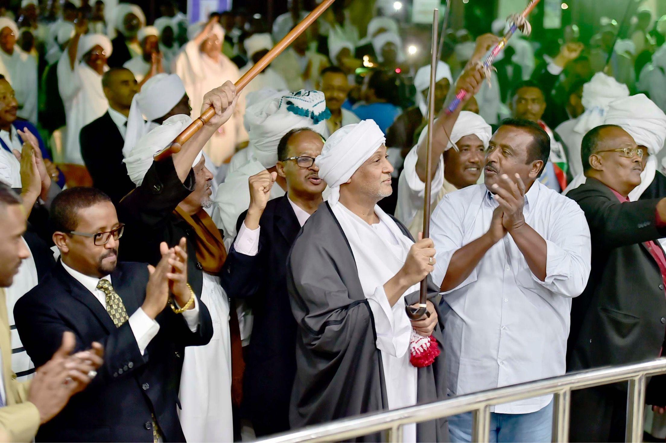 نظمتها السفارة والجالية السودانية بالسعودية: السفير السنوسي يرعى بالرياض الليلة الختامية للاحتفالات بالذكرى ال61 للاستقلال المجيد