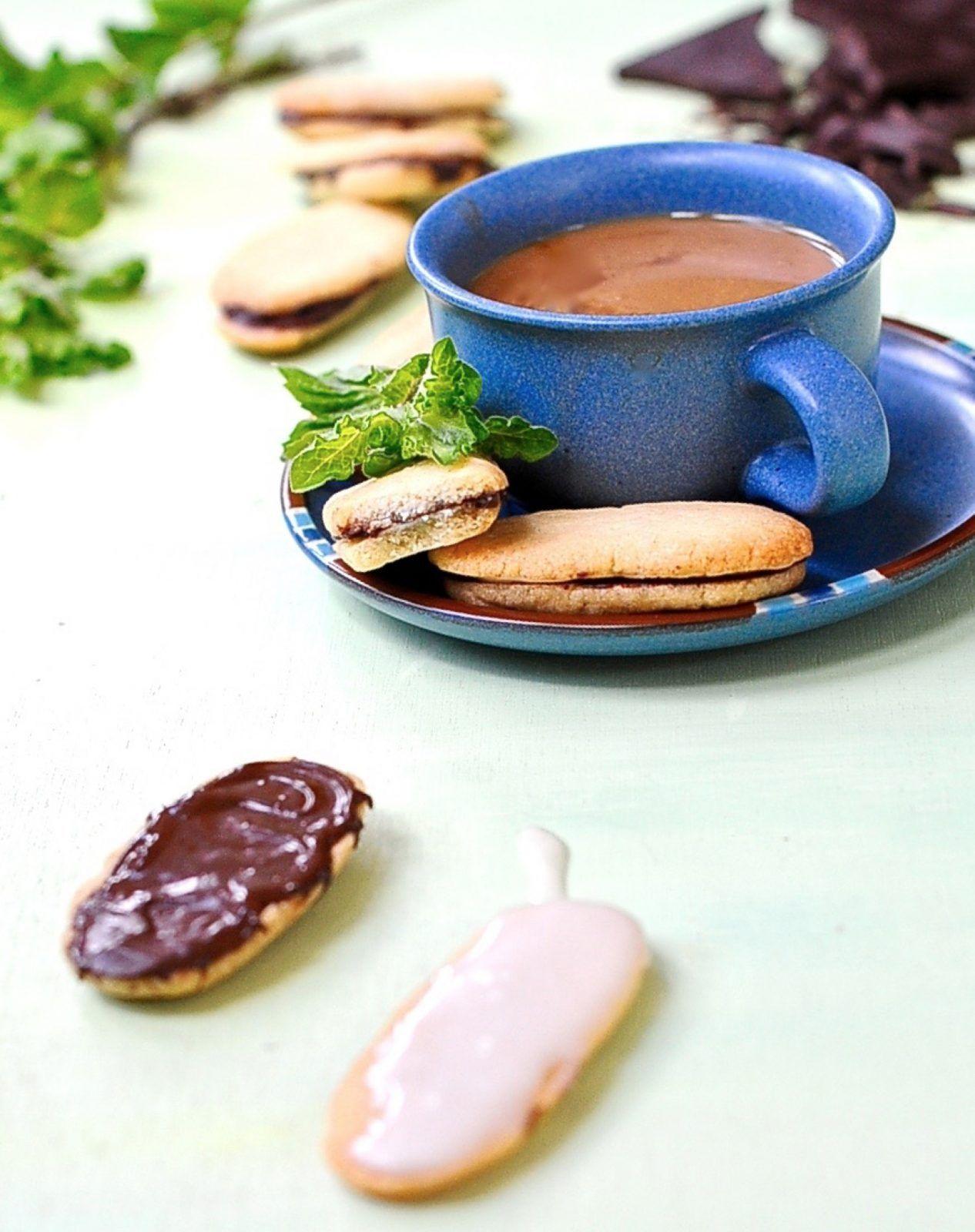 Vegan Mint Milano Cookies | Vegan mints, Mint milano ...