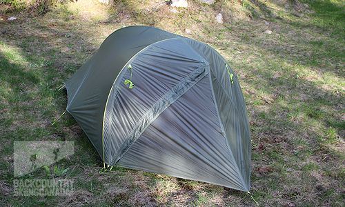 Cover: Mountain Hardware SuperMegaUL 2 Tent review.