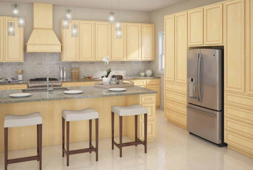 Birch Kitchen Cabinets Pictures | Kitchen cabinets and ...