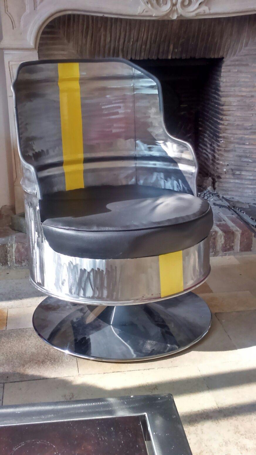 Pin De Niran Charthaisong Em Drum Projects Decoracao Automotiva Barril Churrasqueira De Alvenaria