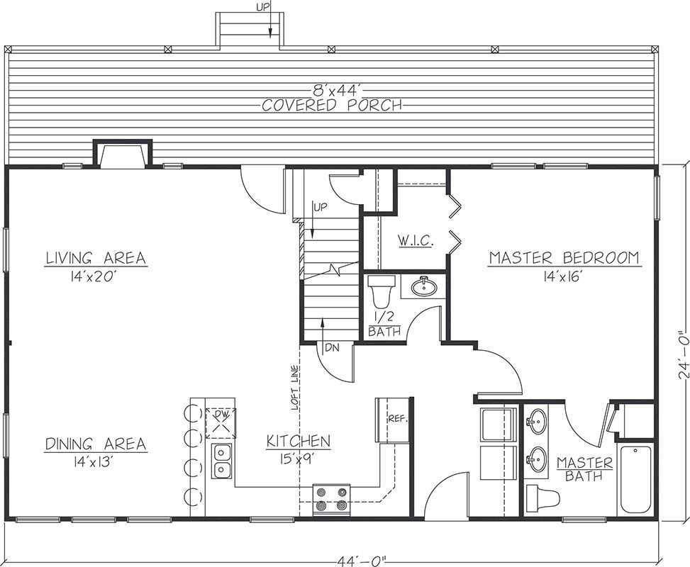 24x44 floor plan | 24x44-Cabin-First-Floor | Ideas for the ... on 20 x 40 house plans, 18 x 36 house plans, 28 x 32 house plans, 30 x 44 house plans, 1 bedroom 24x24 house plans, 16 x 28 house plans, 14 x 28 house plans, 25 x 40 house plans, 20 x 28 house plans, 16 x 32 house plans, 36 x 44 house plans, 20 x 36 house plans, bennington small saltbox house plans, 28 x 50 house plans, 24 by 30 house plans, 28x48 ranch house plans, 26 x 50 house plans, 36 x 40 house plans, 20 x 32 house plans, 28 x 40 house plans,