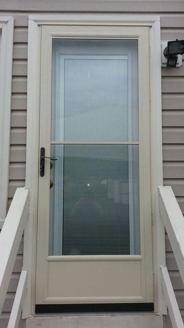 Pella Storm Doors Model 4601 Door Designs Plans Door Design