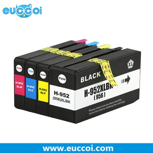 Remanufactured Hp 952xl Ink Cartridge With Chip For Hp Officejet Pro 8720 7740 8710 8730 8740 8210 8216 8 Printer Ink Cartridges Ink Cartridge Hp Officejet Pro