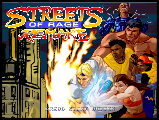 Streets Of Rage Online The 1 Sor Resource Site And Fan Community Rage Classic Video Games Good Movies