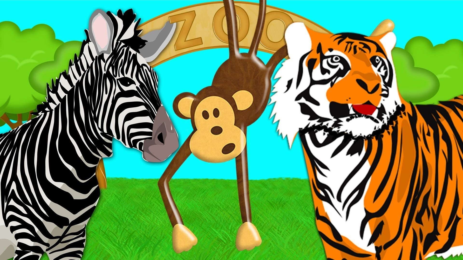 Super Simple Learning Zoo Animals Learn About Animals At