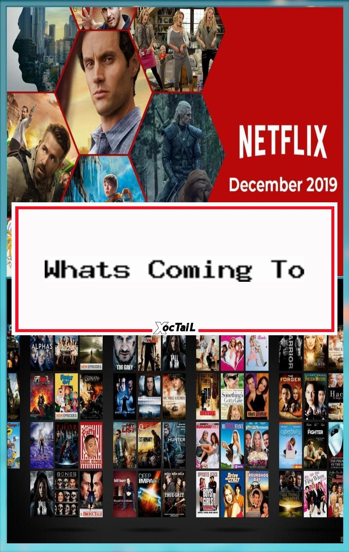 Whats Coming to Netflix in December 2019 Whats on