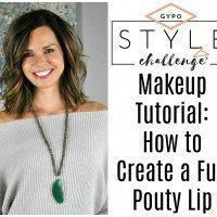 Photo of How to create fuller lips pouty lip make… –  How to create fuller lips pouty l…