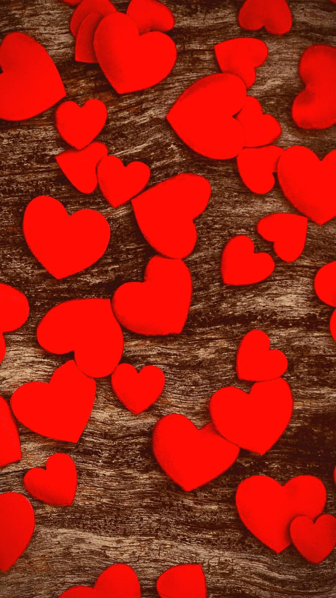 Hearts On Wooden Love Hd Wallpapers 1080x1920 Wallpaper 1080x1920 Love Hd Wallpaper Note 10 Wallpaper