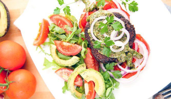 Paleo Burger Rezept in 3 einfachen Schritten - Primal State