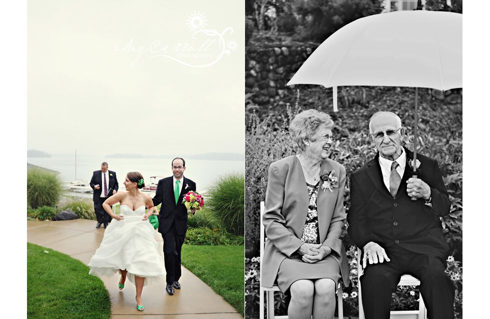 Amy Carroll Photography- Mariage pluvieux, mariage heureux