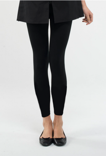 compression fit leggings work space spa uniform