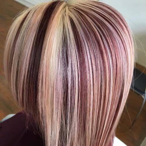 Burgundy Hair 50 Vivid Hues Shades You Ll Just Love Wearing