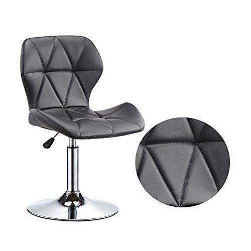 Adjustable Height Swivel Chair Beauty Roller Stool,with ...