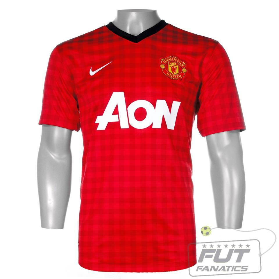 44daca282 Nova Camisa do Manchester United!
