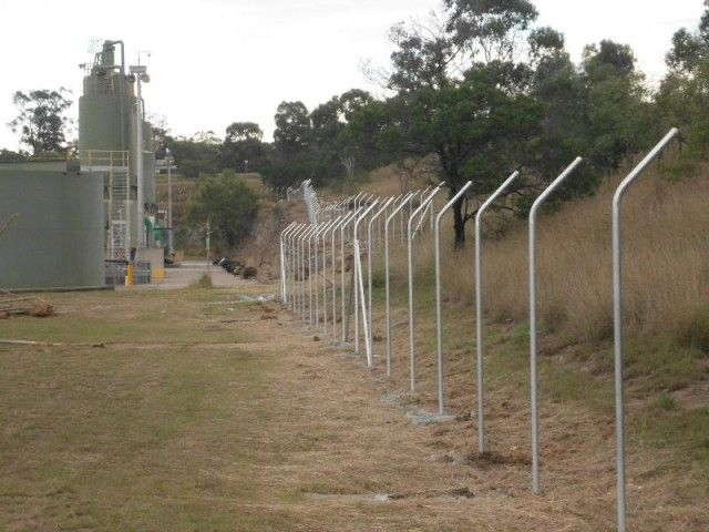 Barbed Wire Security Fencing Fence Fence Barbed