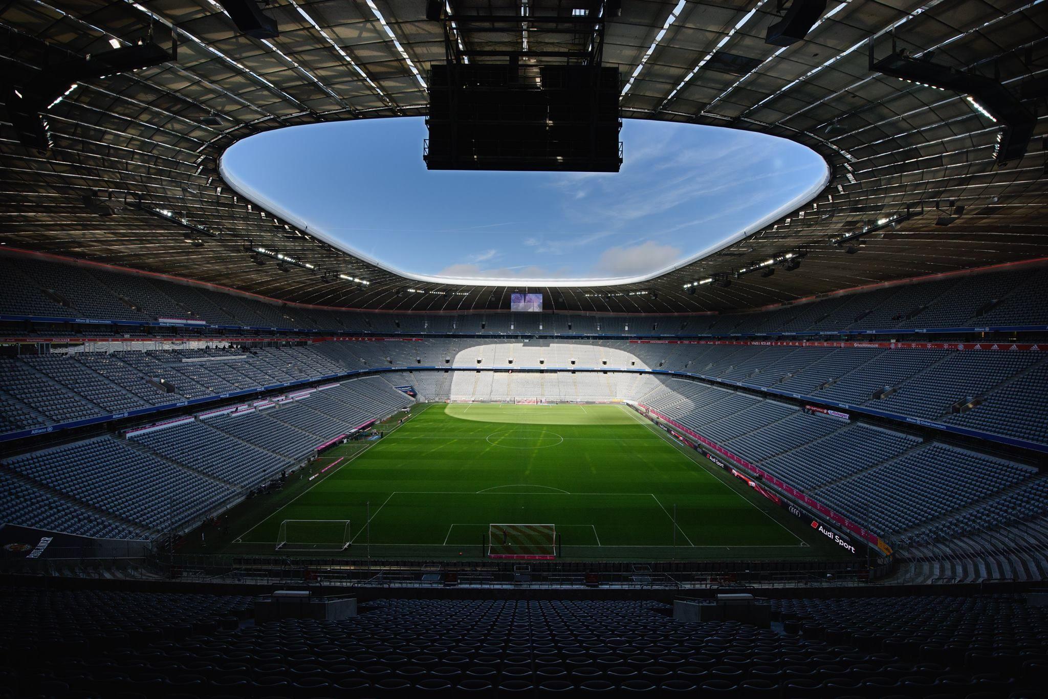 Die Arena - Das Wohnzimmer von Bayern München   Bayern München ...