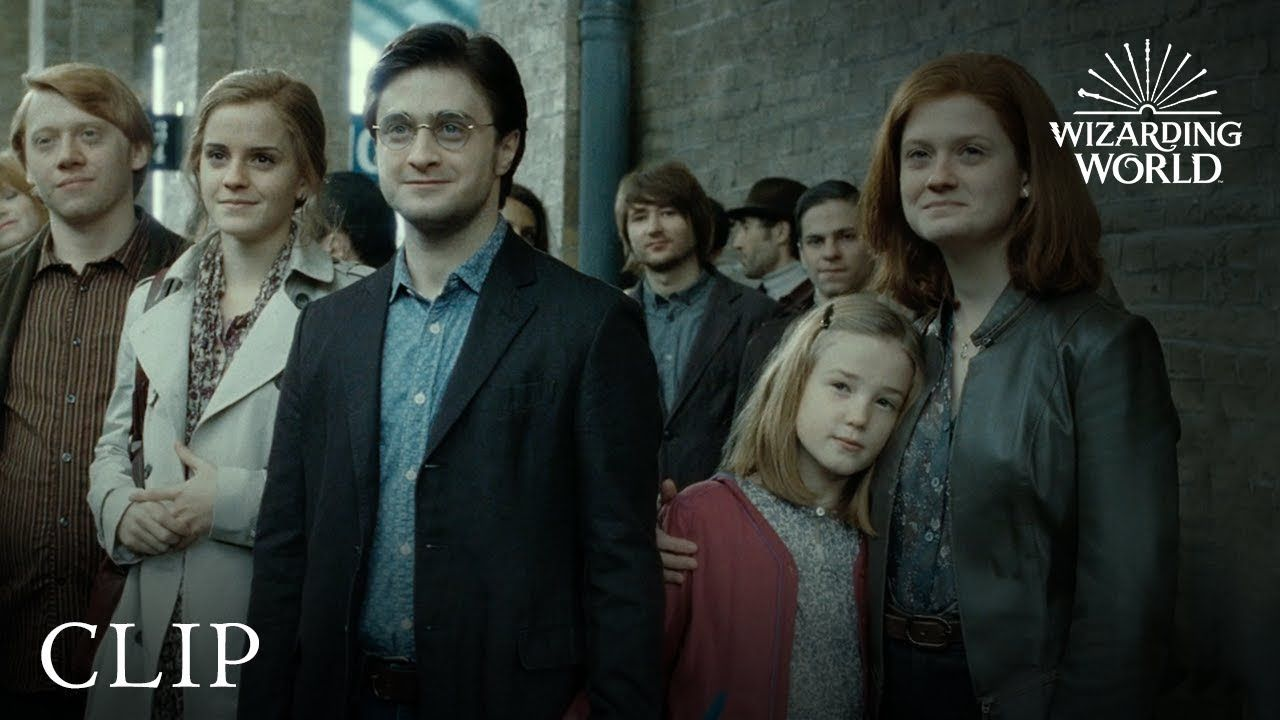 19 Years Later Harry Potter And The Deathly Hallows Part 2 Deathly Hallows Part 2 Harry Potter Sequel Harry Potter Events
