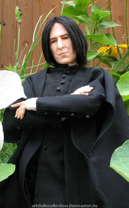 Handmade Professor Severus Snape Snape And Lily Severus Snape Professor Severus Snape