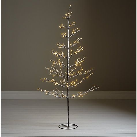 6FT PRE LIT CONICAL SNOWY CHRISTMAS TWIG TREE - 6FT PRE LIT CONICAL SNOWY CHRISTMAS TWIG TREE Home Inspiration