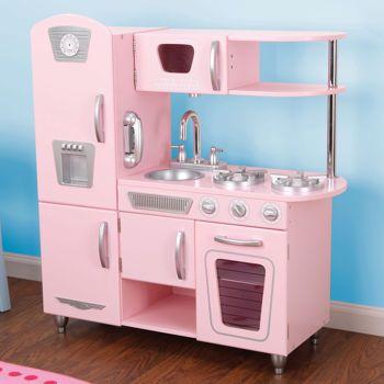 Costco Kidkraft Pink Vintage Kitchen Kidkraft Vintage Kitchen