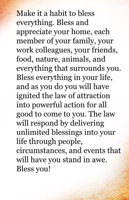 Positive Thoughts And Spiritual Awakening