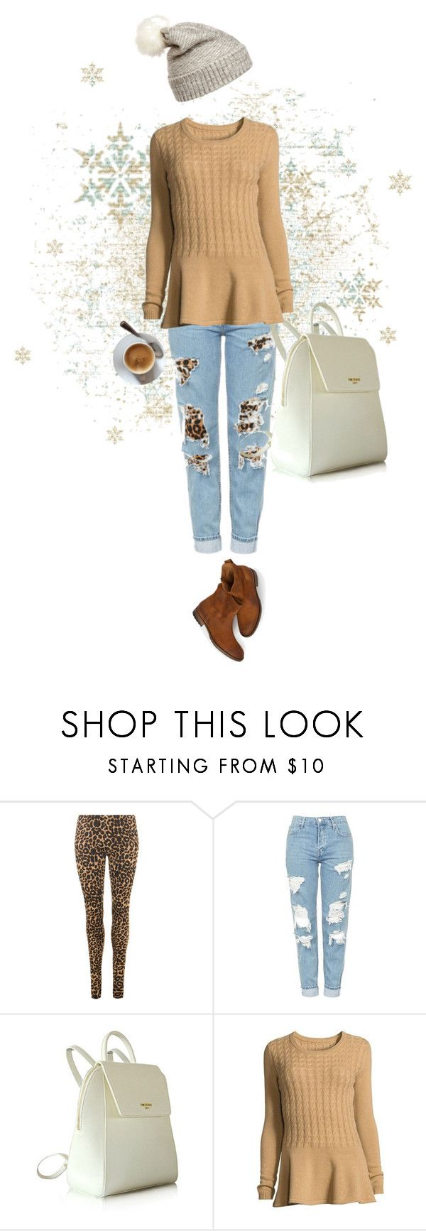 """""""Snow date"""" by grizmosis ❤ liked on Polyvore featuring WearAll, Topshop, Neiman Marcus and WithChic"""