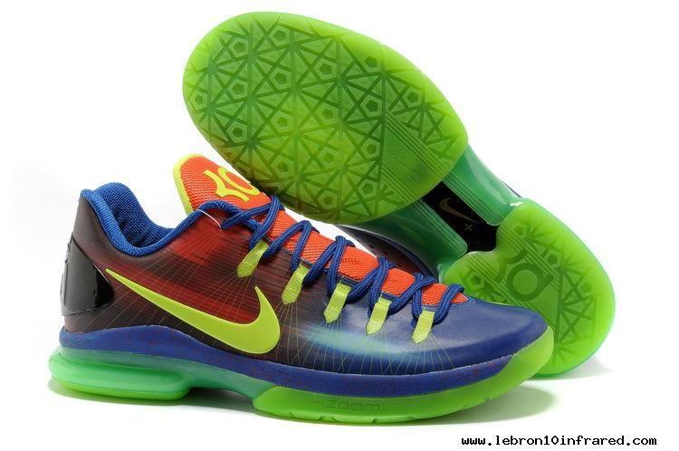 2013 Nike KD V Elite EYBL 585386-082
