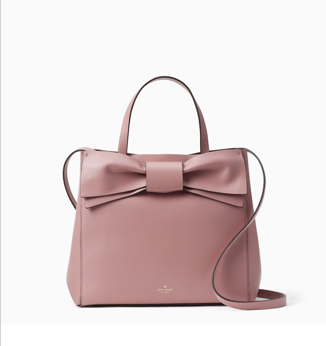 015ea2193c42 Kate Spade Olive Drive Brigette in Dusty Peony