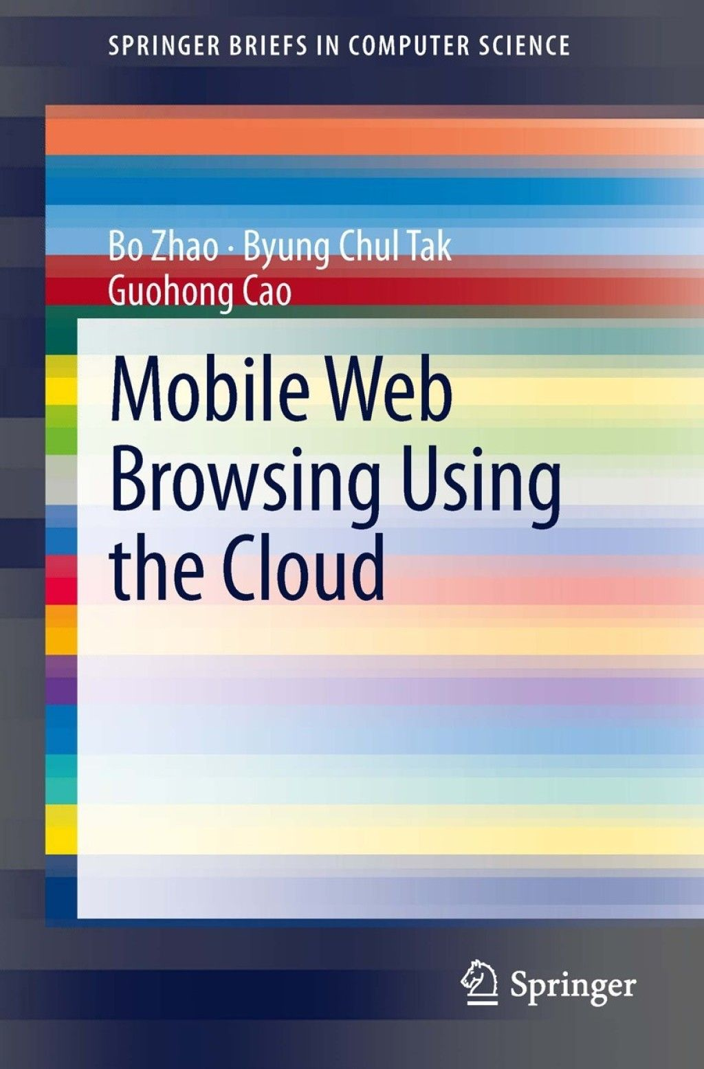 Mobile Web Browsing Using the Cloud (eBook) in 2019
