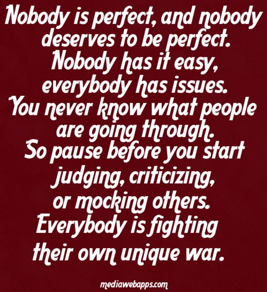 Before You Judge Others Quotes Quotesgram By At Quotesgram