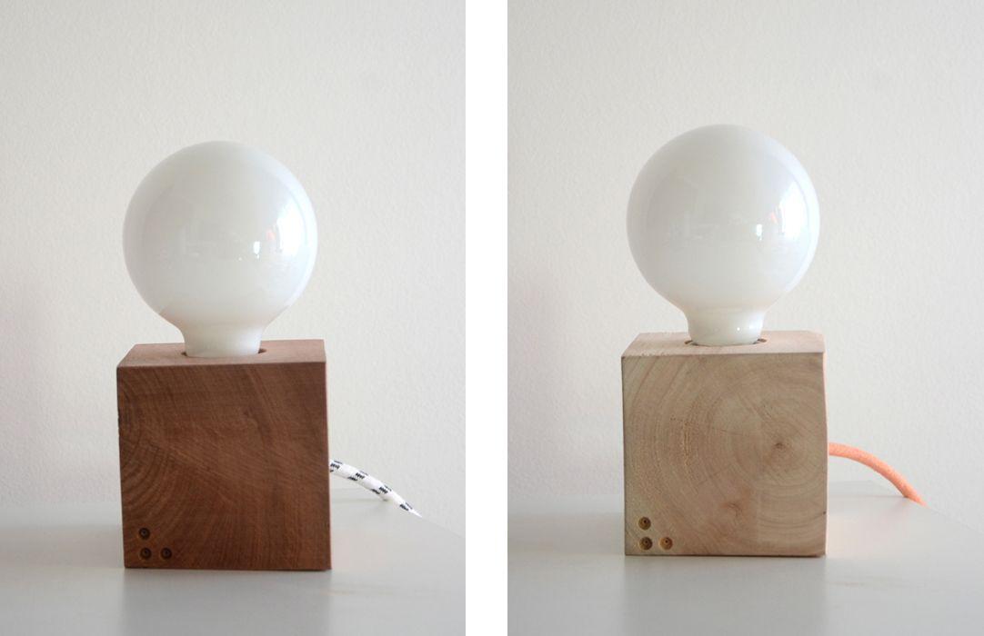 EL TEO Lámparas de madera minimalistas y funcionales para darle calidez y diseño a cualquier espacio. http://charliechoices.com/el-teo/
