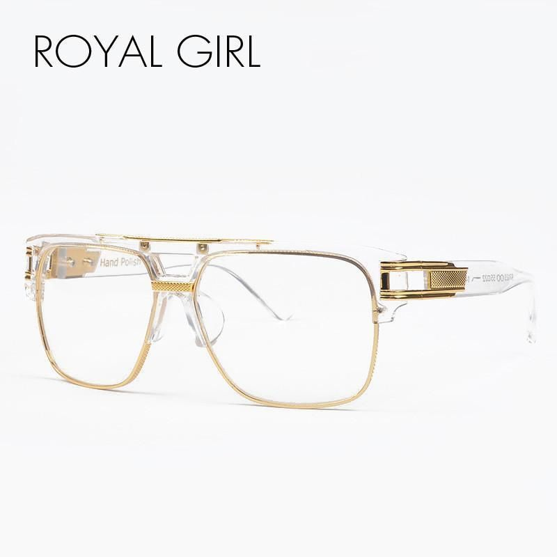 ff073e016e0 Unique Acetate Eyeglasses Frames Retro Glasses Men Spectacle UV400