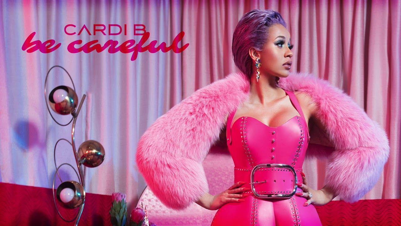 Bardier Cardi Roblox Id Cardi B Be Careful Official Audio Youtube Cardi B Cardi B Lyrics Cardi