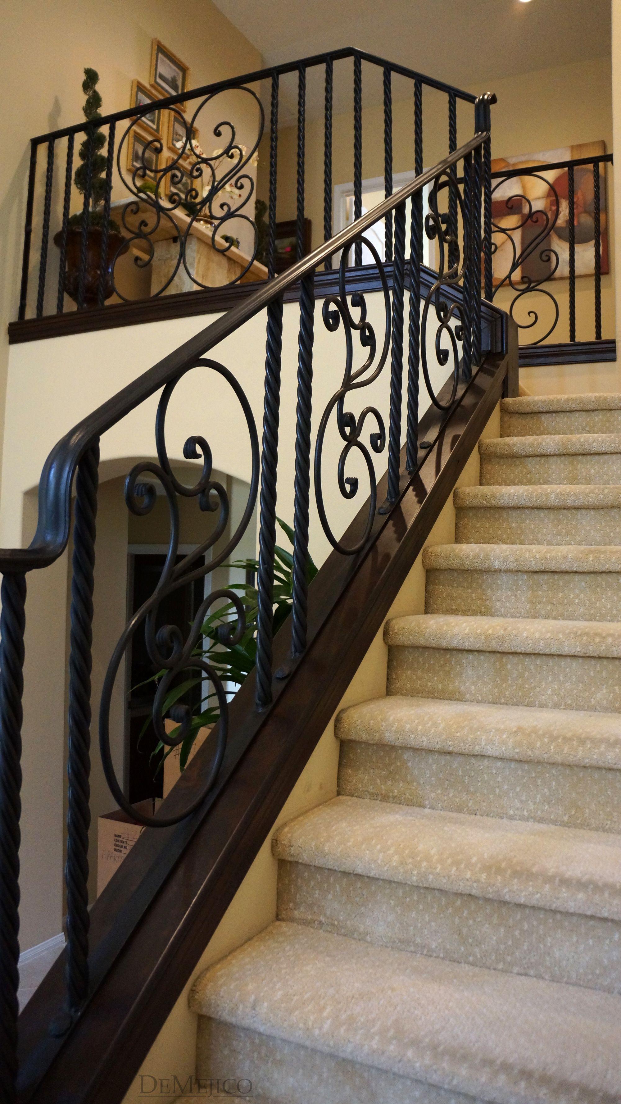 Best Custom Iron Railings Hand Forged Iron Railings Wrought 400 x 300