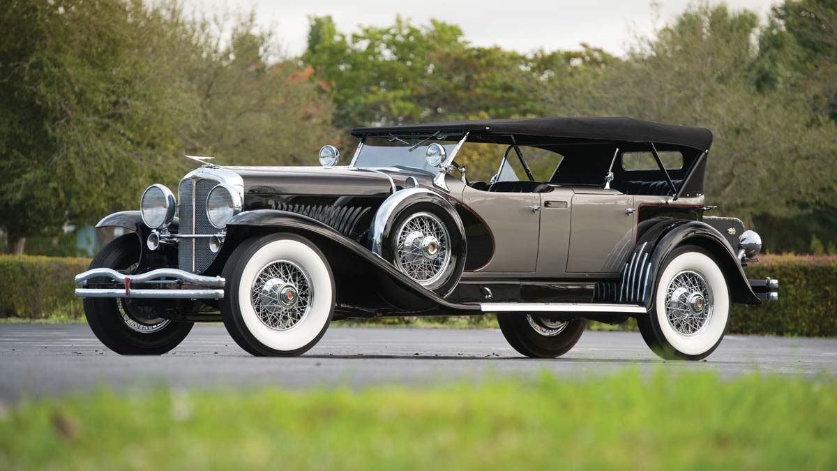 RM Auctions classic car sale at Amelia Island in Florida mid-March ...