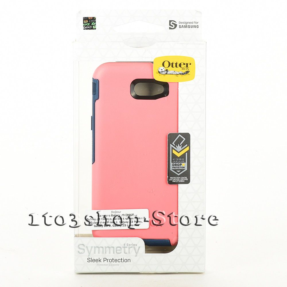 Otterbox Symmetry Case For Samsung Galaxy Express Prime 2/J3