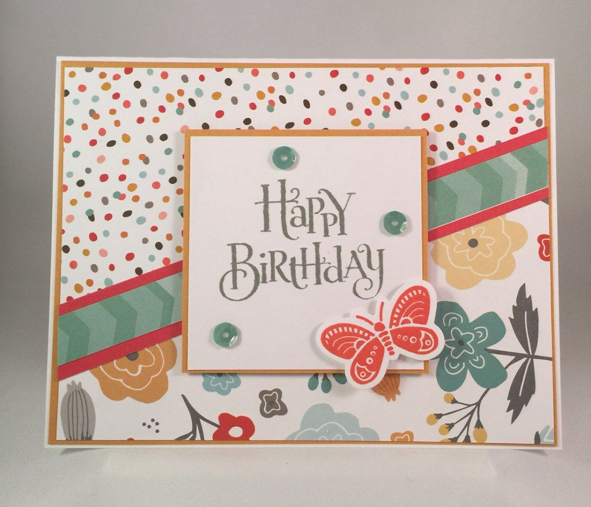 Ctmhdreaminu bigbirthday homemade cards pinterest birthdays