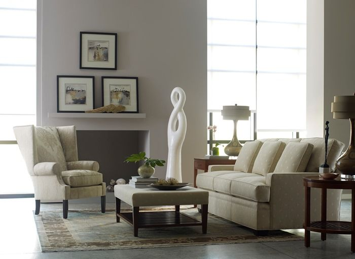 Stickley 200 Series Selectional #livingroom #greatroom   Visit Heritage  House Home Interiors In Pinellas