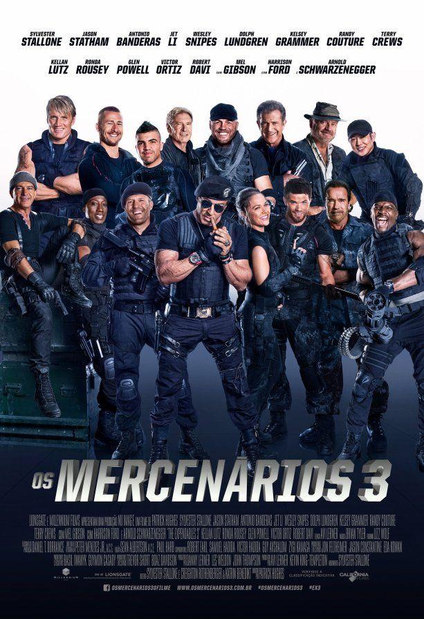 Assistir Filme Os Mercenarios 3 Filme Dublado Online