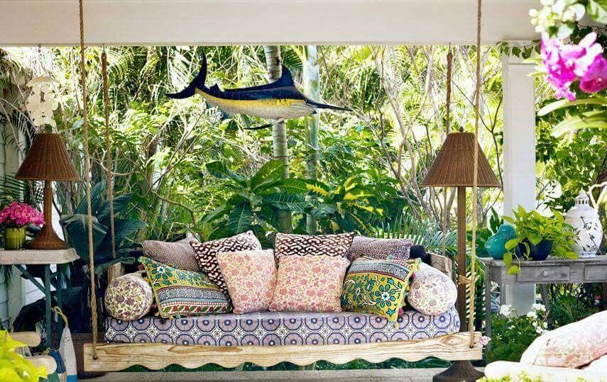 Relaxing | Outdoor rooms, Outdoor daybed, Outdoor living space on Living Spaces Outdoor Daybed id=23721