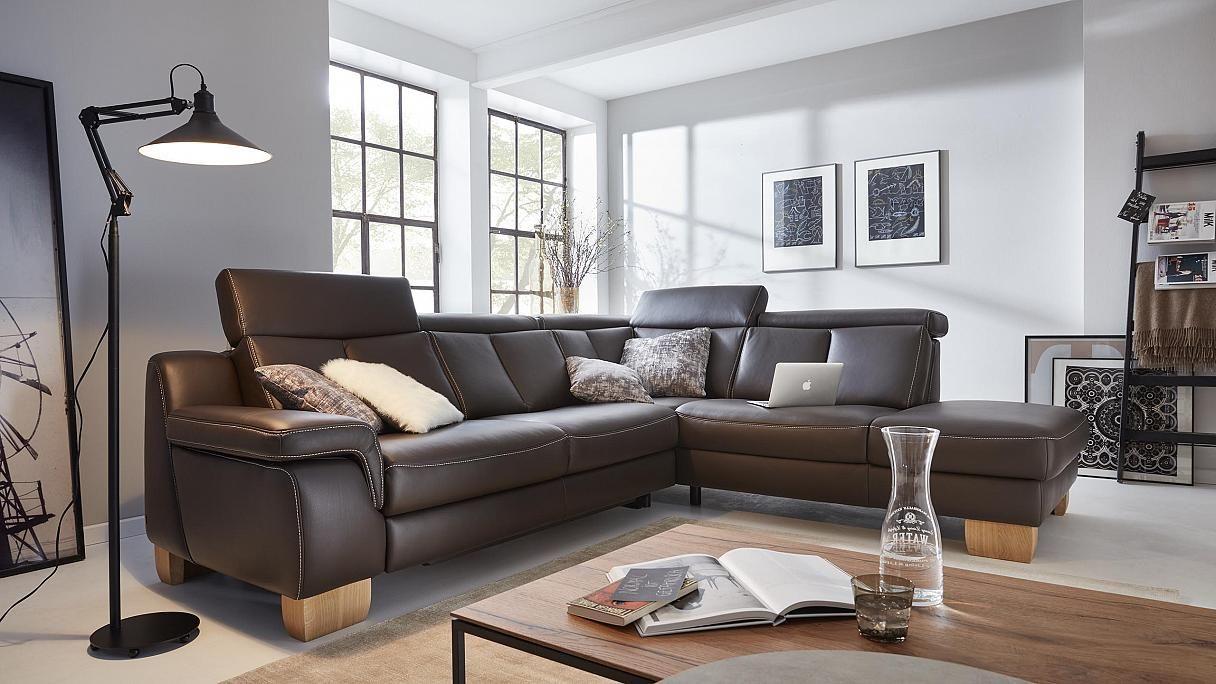 interliving #sofaserie4051 #eckkombination #couch #sofa #ecksofa ...