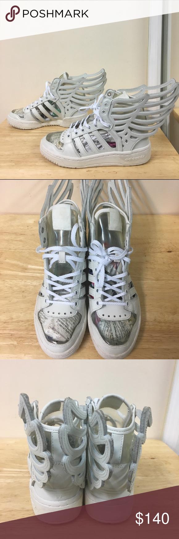 jeremy scott adidas originali chiara le ali jeremy scott